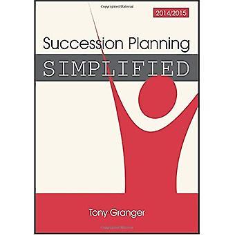 Successionsplanering förenklad 2014/15