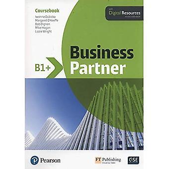 Business Partner B1 + kurssikirjojen ja perus MyEnglishLab Pack (Business Partner)