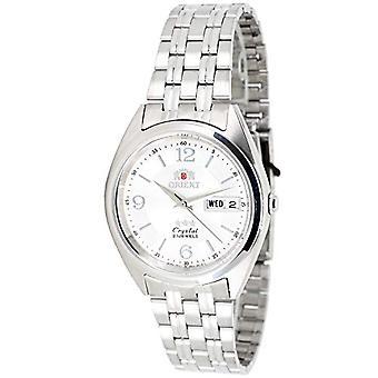 Oriënteren automatische Unisex analoge horloge met stalen band FAB0000EW9
