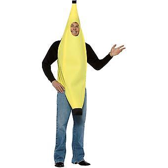Tiener jongens banaan kostuum
