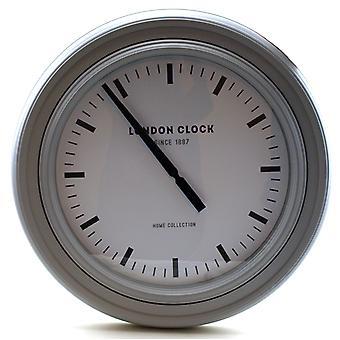 Klocka Ur vägg Grå D61 cm
