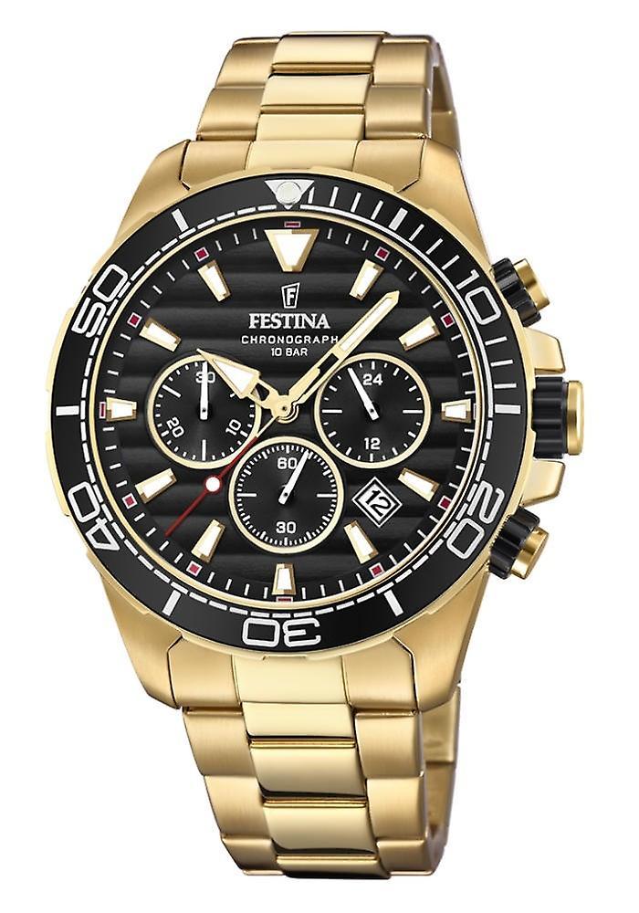 Festina F20364/3 Prestige men's watch 44 mm