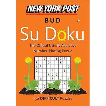 Bud Su Doku by New York Post - 9780062265630 Book