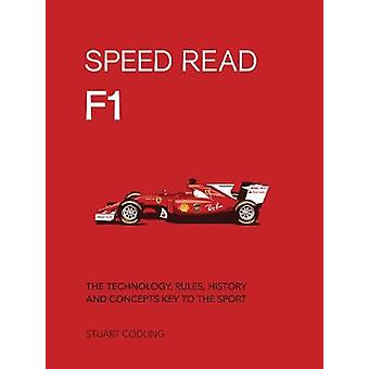 Speed Read F1 - The Technology - Rules - History and Concepts Key to t
