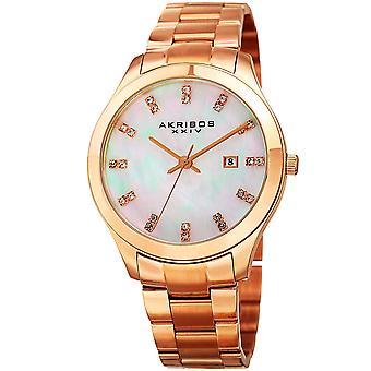 Quadrante Sunray donna akribos XXIV su orologio da polso AK954RG