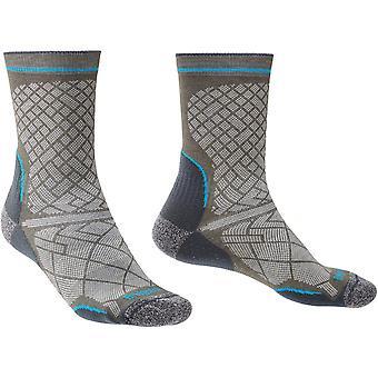 Bridgedale Mens Hike Ultralight Coolmax Performance Socks