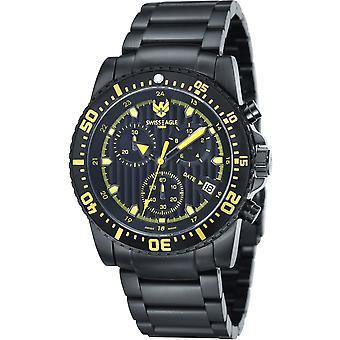 Swiss Eagle SE-9005-55 Heren Horloge