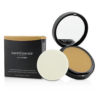 Bareminerals Barepro Performance Wear Powder Foundation - # 19 Toffee - 10g/0.34oz