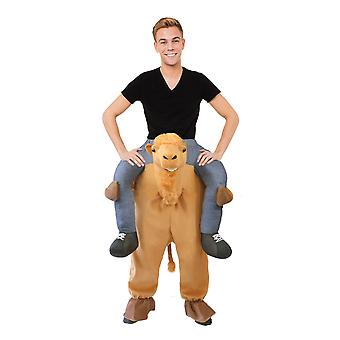 Bristol Novelty Unisex Camel Piggy Back Costume