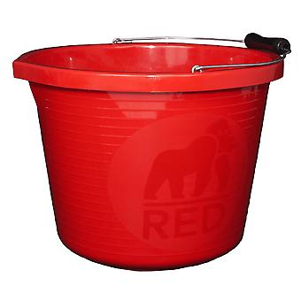Faulks Red Gorilla 12l Premium Bucket