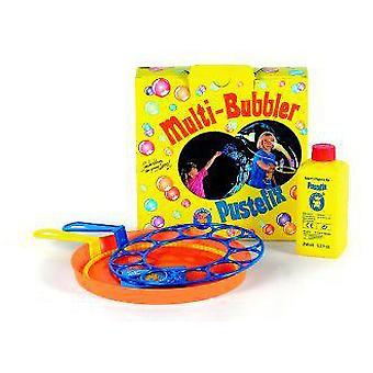 Pustefix Pustefix: Multi-Bubbler, Twin Set + 250Ml (Babies and Children , Toys , Others)