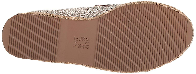 Naturalizer Womens Thea 3 Fabric Closed Toe Mules