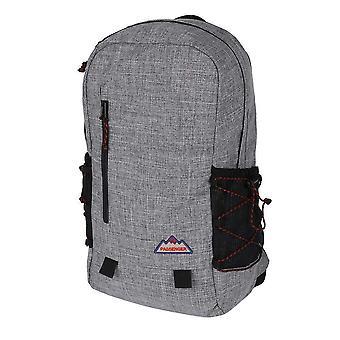 La mochila-gris Marle del pasajero