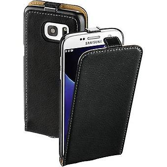 Hama Smart Case Flip dække Samsung Galaxy S7 Sort