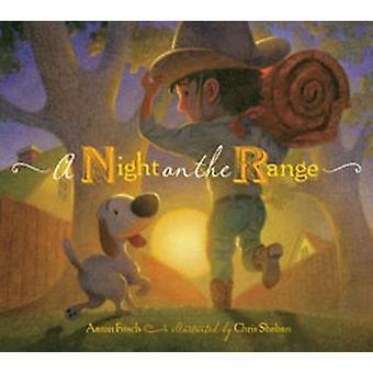 A Night on the Range by Aaron Frisch - Chris Sheban - 9780898128291 B