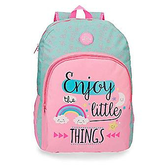 Roll Road Little Things Backpack 44 centimeters 19.600000000000001 Pink