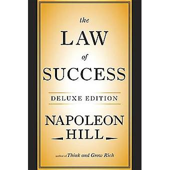 The Law of Success Deluxe Edition by Napoleon Hill - 9780143130451 Bo