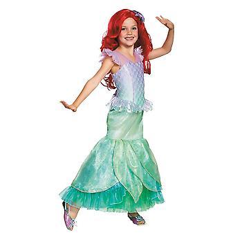 Girsl Ariel Prestige drakt-Disney