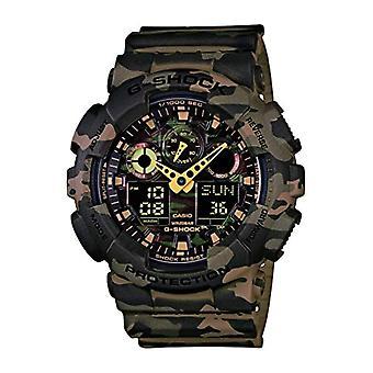 Casio horloge Unisex Ref. GA-100CM-5ACR