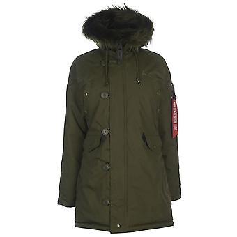 N3B VF 59 BN Wmn Parka Jacket