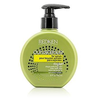 Redken Curvaceous Ringlet Shape-perfecting Lotion (for Spirals) - 180ml/6oz