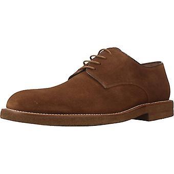Sergio Serrano Dress Shoes 9300 93 Color Brown