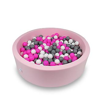 XXL Ball Pit Pool - Powder Pink #27 + bag