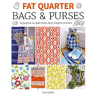 Fat Quarter Bags  Purses by Susie Johns