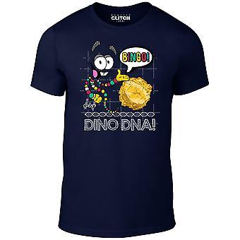 Men's bingo dino dna t-shirt