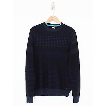 BOSS Casual Arkamoro Knit - Dark Blue