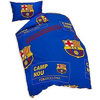FC Barcelona Patch dynen og puten sette