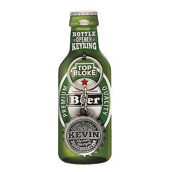 História e Heráldica Keyring - Kevin Bottle Opener