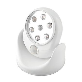 7 LED Motion Activated Cordless Sensor Lights Battery Operated