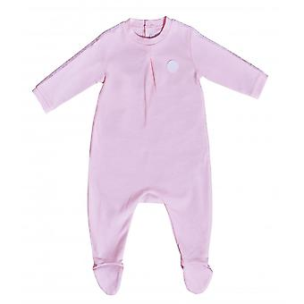 Hugo Boss meisjes Hugo Boss baby meisje ' s roze all-in-One
