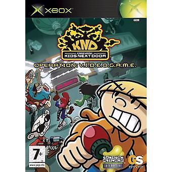 Codenaam Kids Next Door (Xbox) - Nieuw