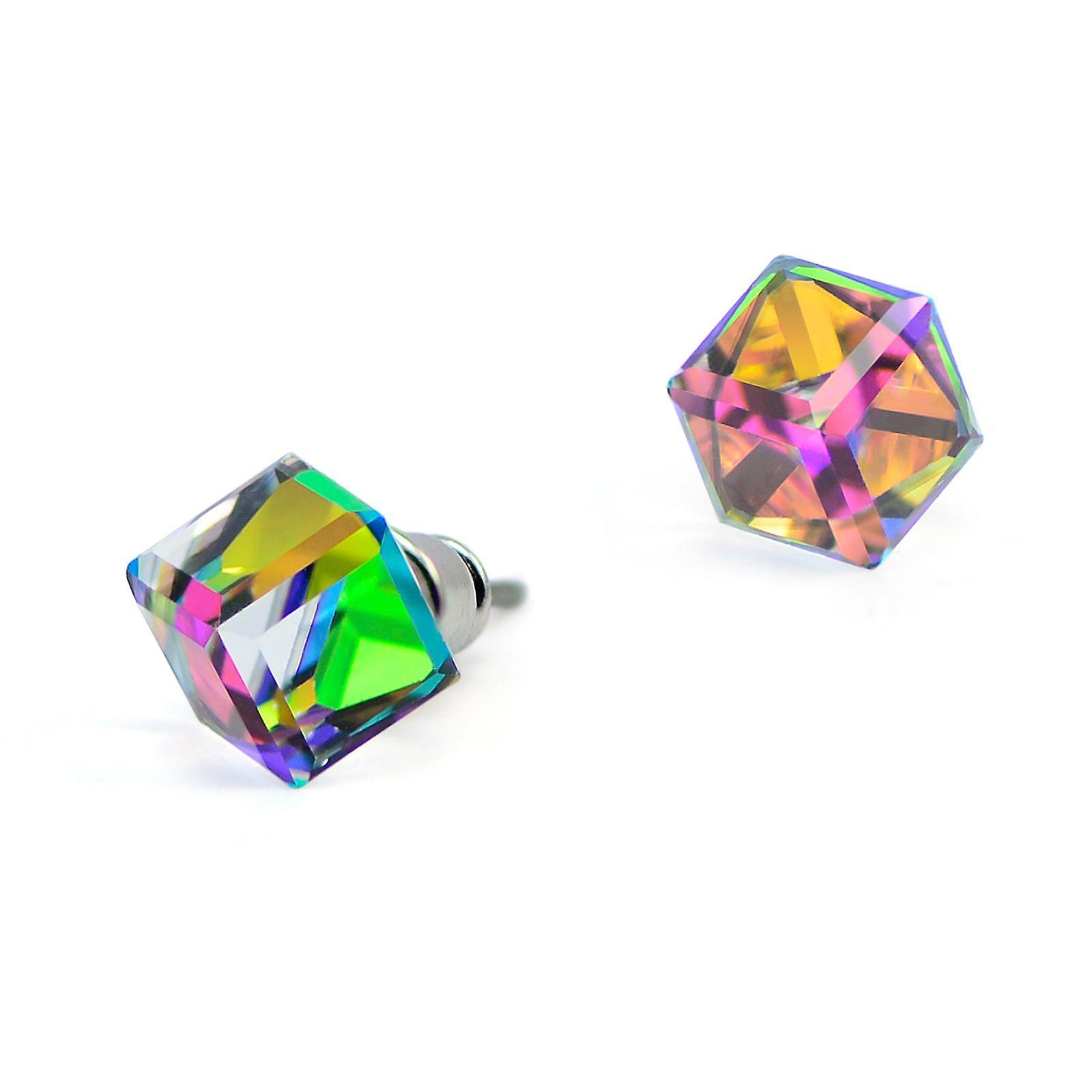Crystal Stud Earrings EMB10.7