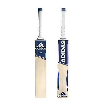 adidas Libro 4.0 Inglese Salice Cricket Bat Short Handle Bianco / Navy Blue