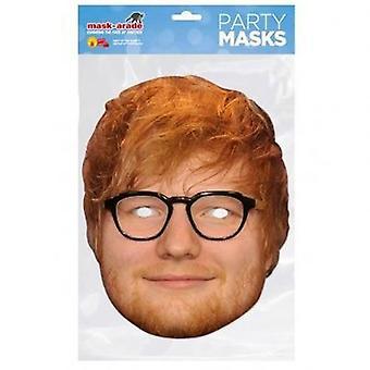 Ed Sheeran Unisex Adults Mask