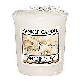 Yankee Candle Votive Sampler Wedding Day