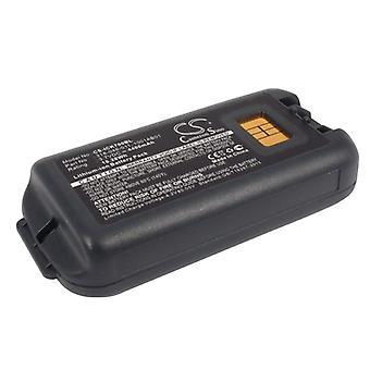 Μπαταρία για το Intermec 1001AB02 318-046-001 318-046-011 AB18 CK70 CK71 4400mAh