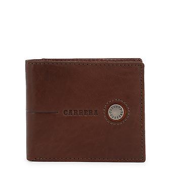 Carrera Jeans Original Men jar/letná peňaženka hnedá farba-70507