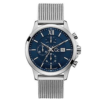 GC Y27005G7MF Men's Executive Blue Dial Wristwatch