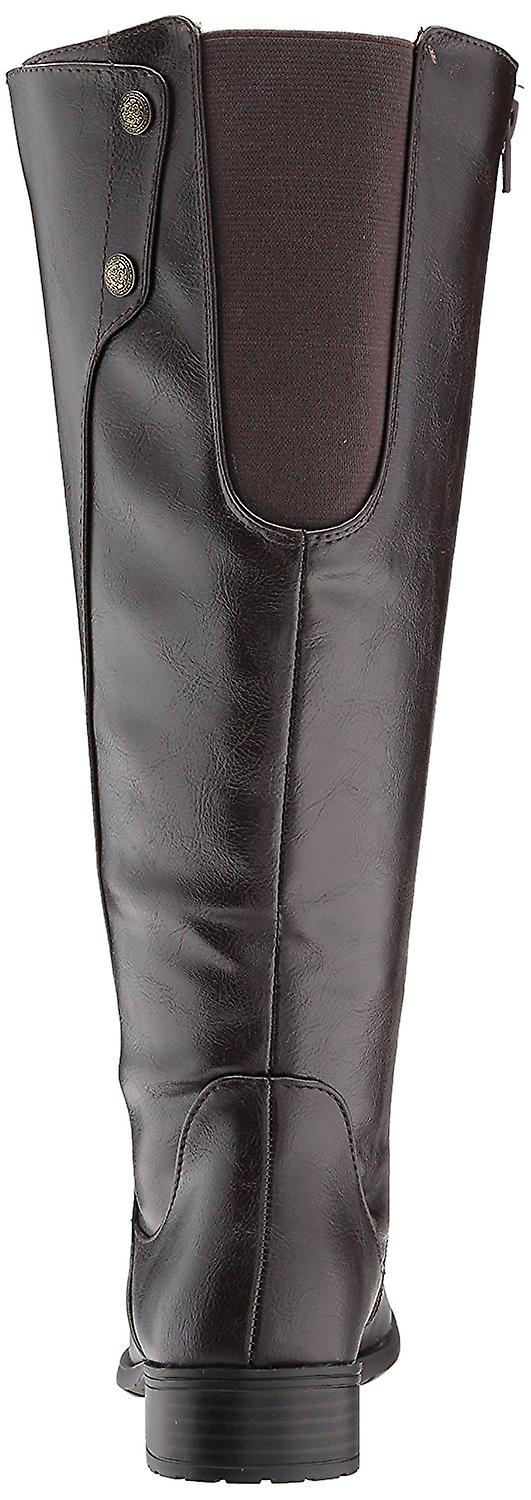 LifeStride Womens Xripley amande Toe Fashion à mi-mollet bottes