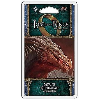 Lord of the Rings LCG Mount Gundabad Adventure Pack