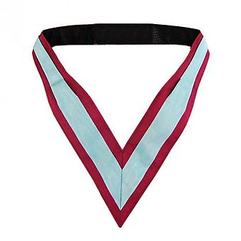 Mark lodge degree ribbon collaret - lined