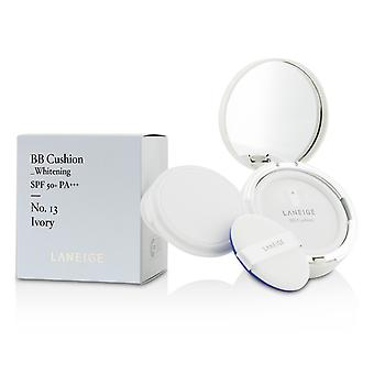 Bb cushion foundation (whitening) spf 50 with extra refill # no. 13 ivory 164418 2x15g/0.5oz