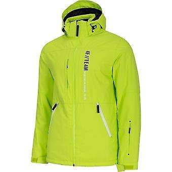 4F H4Z19 KUMN073 Soczysta Zieleń H4Z19KUMN073SOCZYSTAZIELE universal winter men jackets