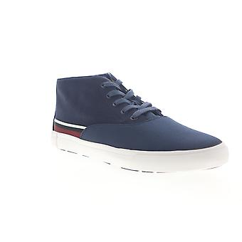 Ben Sherman Pete  Mens Blue Lace Up Low Top Sneakers Shoes