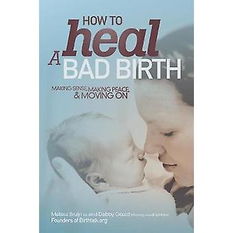 How to Heal a Bad Birth  Making sense making peace and moving on by Bruijn & Melissa J