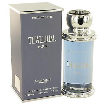 Thallium eau de toilette spray by parfums jacques evard 432533 100 ml